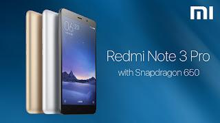 Perbandingan Spesifikasi Antara Redmi Note 3 Dengan Nokia 3