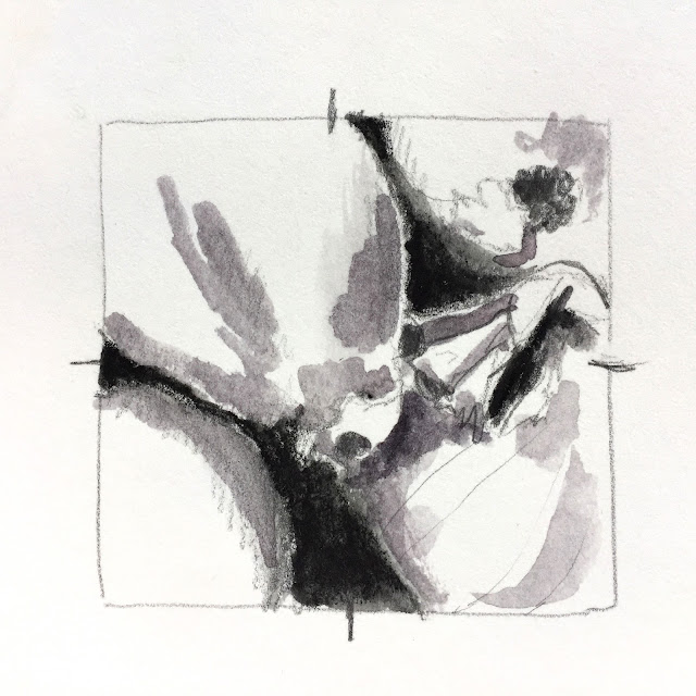 value study thumbnail sketch - by Amy Lamp