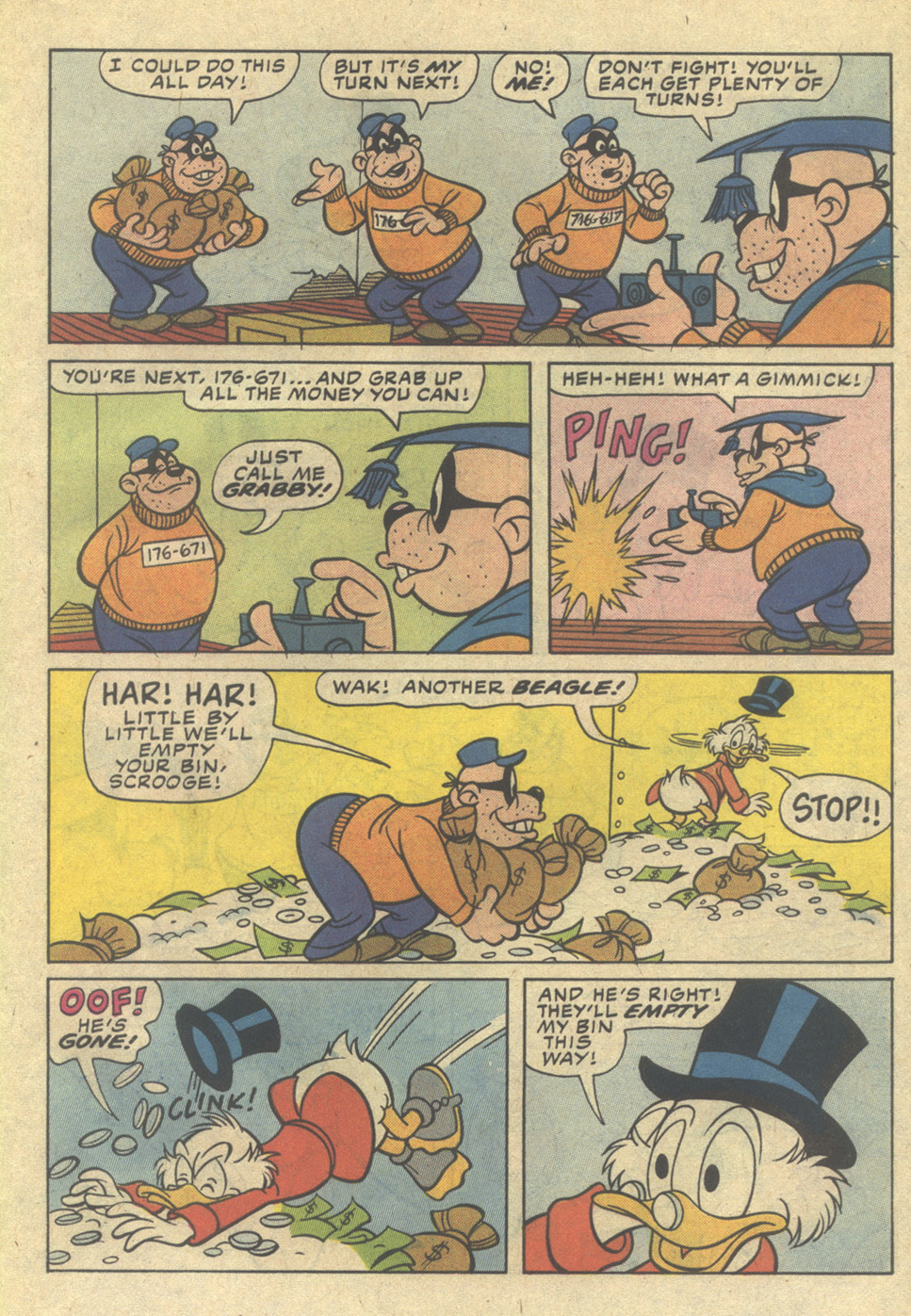 Read online Uncle Scrooge (1953) comic -  Issue #206 - 31