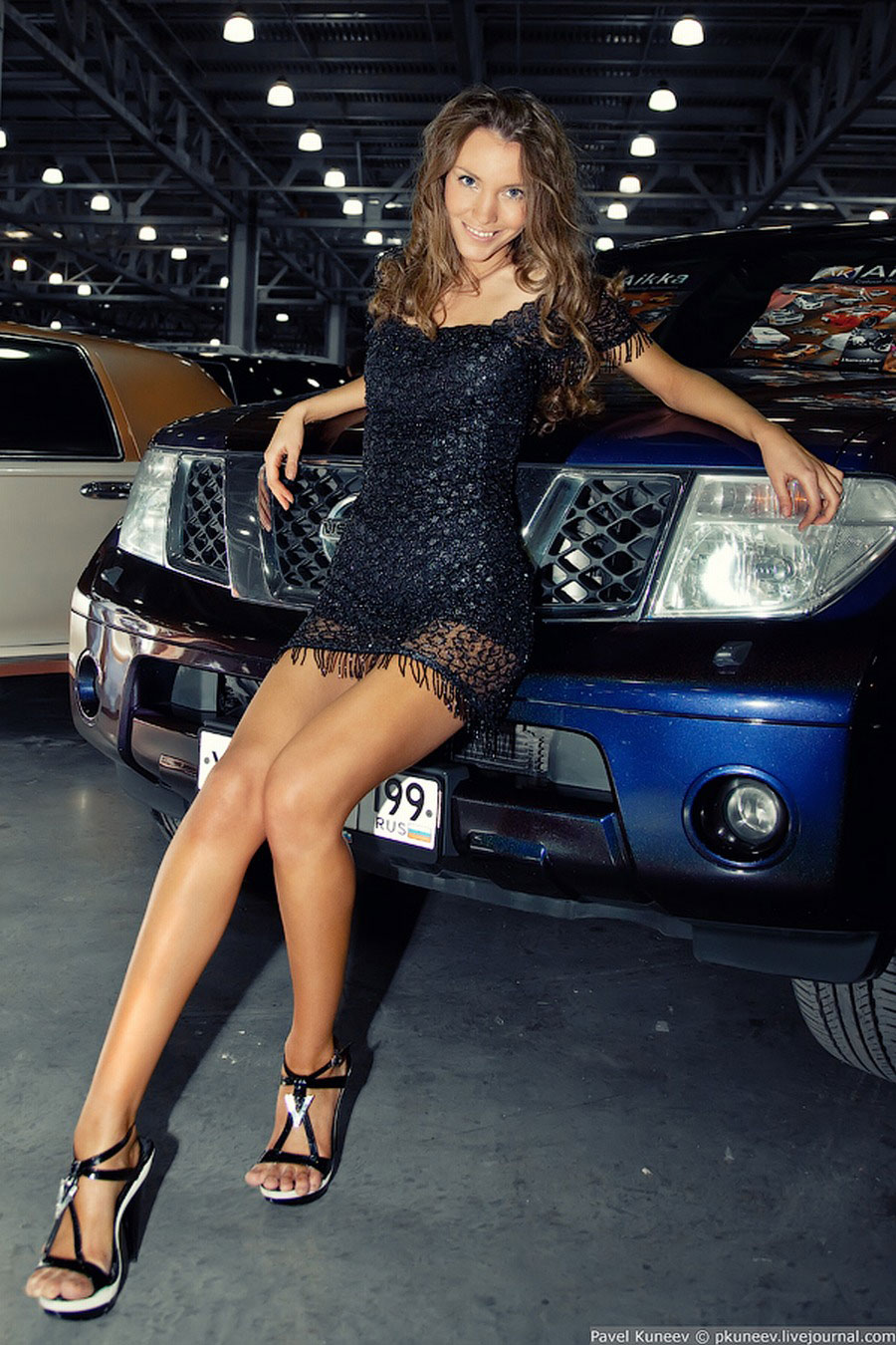 Cars And Girls The Hot Ladies Of 2011 Moscow Tuning Show