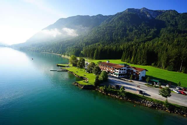 Gasthof St.Hubertus - Pertisau, Austria, Tirol, Tyrol, Destinos, Places, Travel Austria, Turismo na Áustria