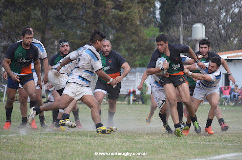 Santiago Rugby se llevó el triunfo frente a Tiro Federal.