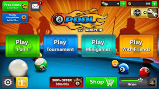 8 Ball Pool Mod Apk Unlimited Money