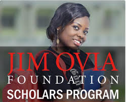 Jim Ovia Scholarship