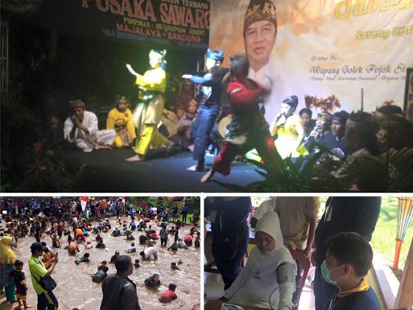 Hari Jadi Kabupaten Bandung ke-376 di Cilodong Paseh