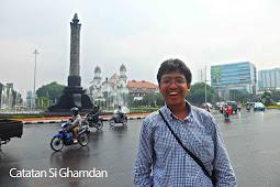Rindu Kampung Halaman, Pulang ke Semarang dalam Beberapa Detik..