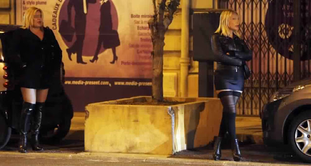 prostituées et société