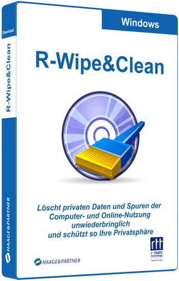 R-Wipe & Clean 11.5.2133 Corporate poster box cover
