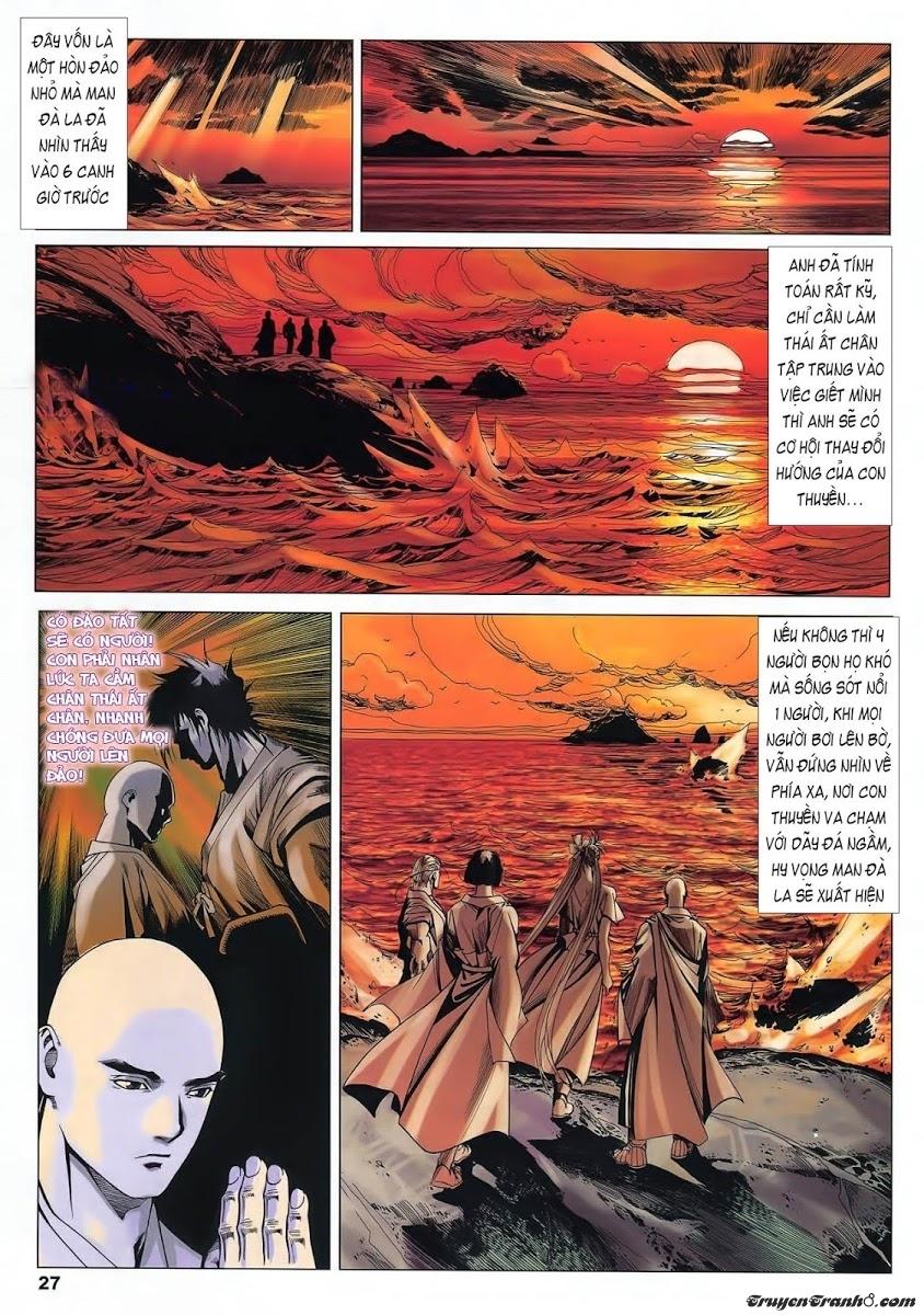 Lục Đạo Thiên Thư chap 19 - Trang 26
