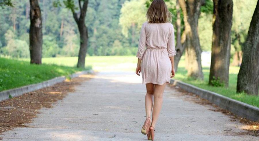 Test: Qué  dice tu modo de caminar sobre tu personalidad