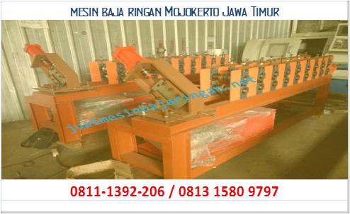 mesin baja ringan Mojokerto Jawa Timur