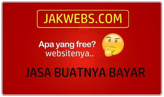 JASA PEMBUATAN WEBSITE GRATIS, WEBSITE GRATIS SELAMANYA