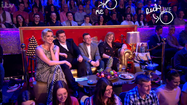 Ant and Dec's Saturday Night Takeaway Best Seats in the House