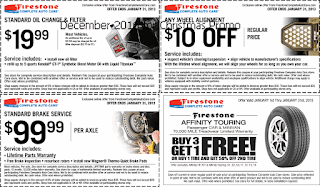 free Firestone coupons for december 2016