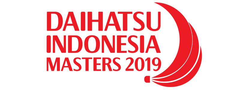 Badminton Indonesia Masters 2019