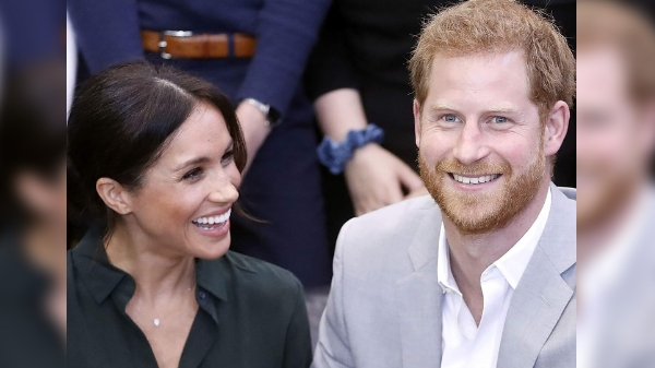 Prince Harry and Meghan now expecting their first baby