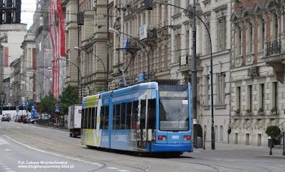 Bombardier NGT6, MPK Kraków