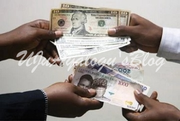Exchange Rate: Today's Naira Rate Against Dollar, Pound And Euro (8/9/17)