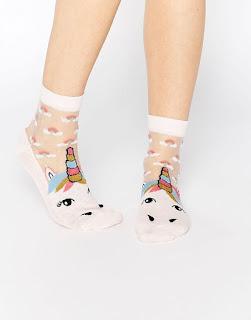 unicorn çorap