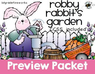 Robby Rabbit's Garden