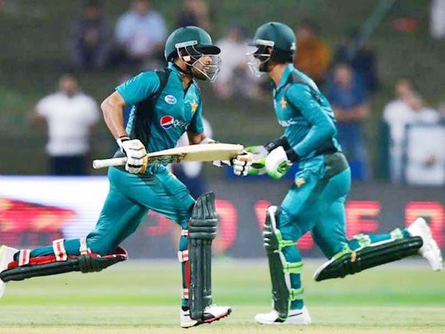 Pakistan scored 5 runs in 1 ball