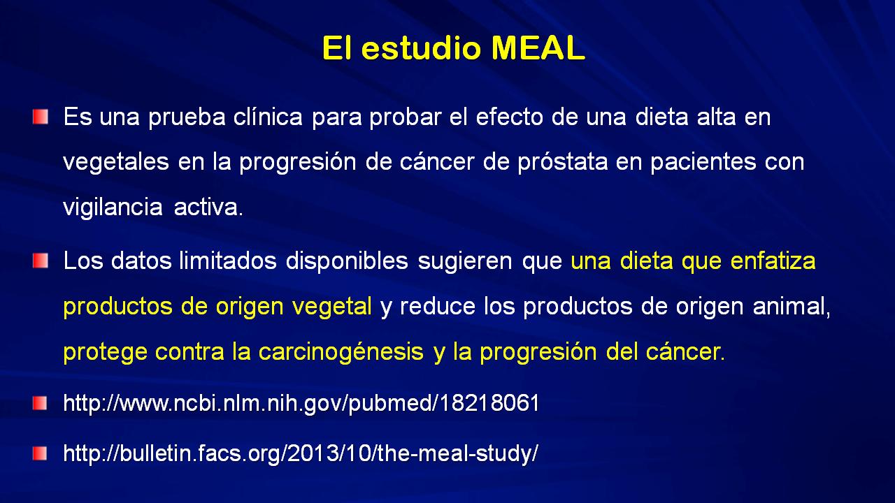 cómo la carne roja causa cáncer de próstata