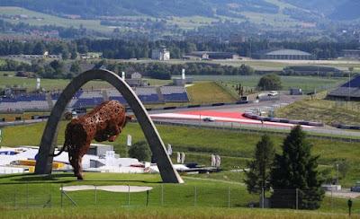 F1 Austria schedule