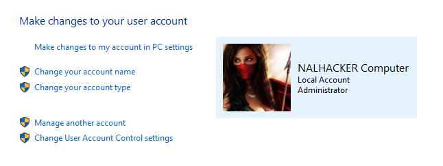 Cara Mengganti Username Windows 10