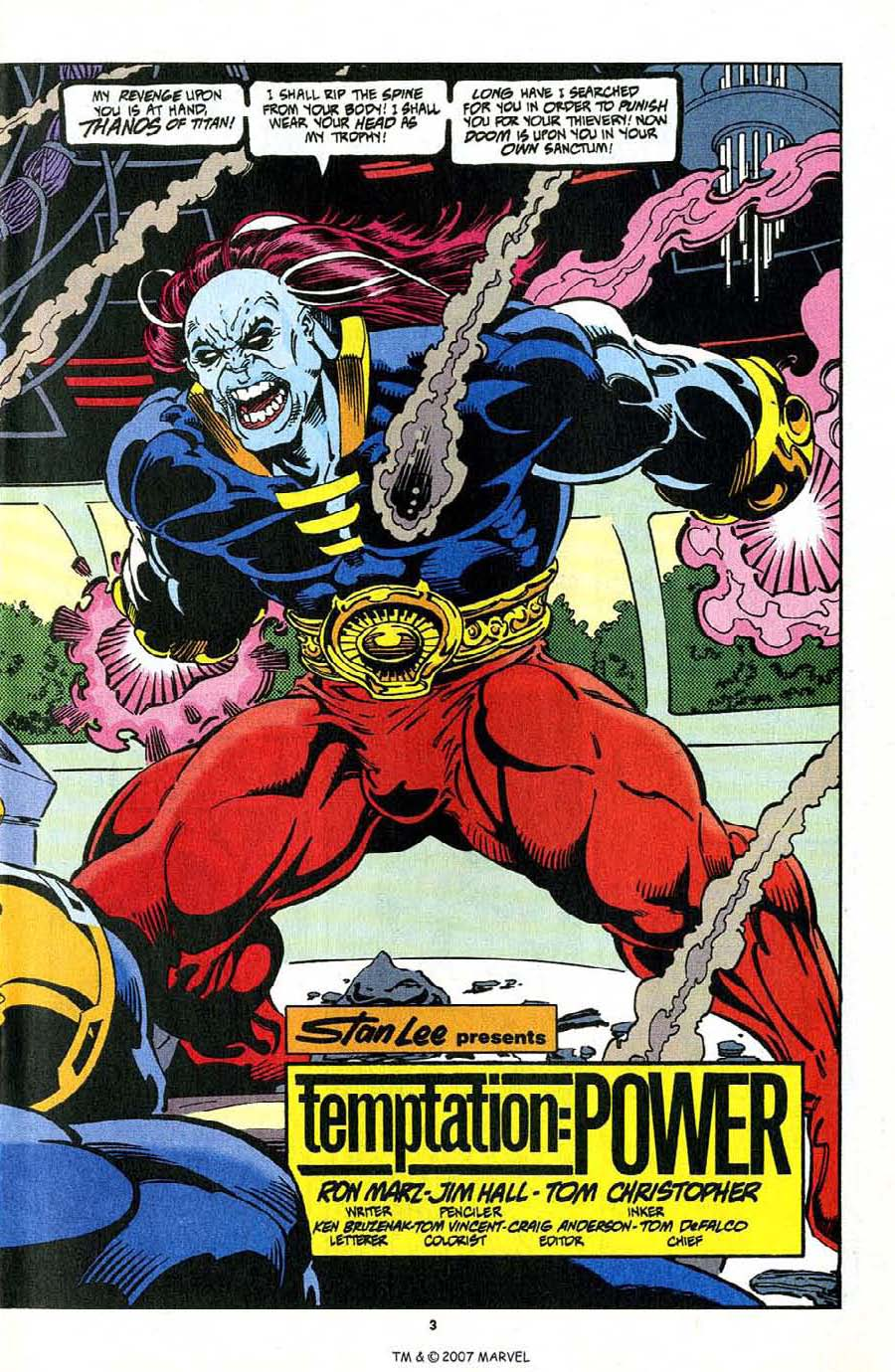 Read online Silver Surfer (1987) comic -  Issue #98 - 5