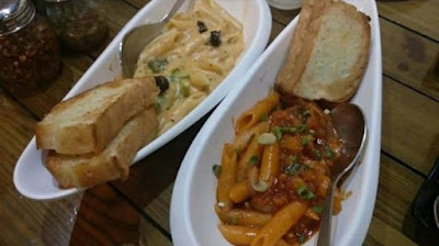 Penne Arrabiata by Jack N Chill, Hudson Lane, Gtb Nagar, Delhi