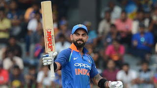 Virat Kohli named ICC Cricketer of the Year