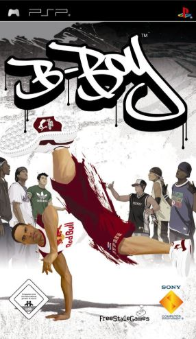 Download B-Boy PPSSPP (ISO High Compress Work) - Mamangbro