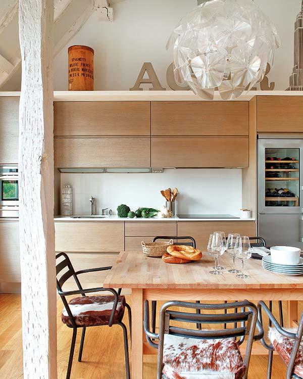Cocinas americanas. 7 claves para diseñarlas
