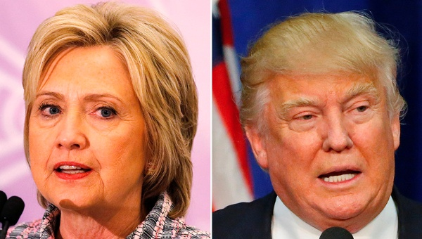 Clinton y Trump se reunirán con el primer ministro de Israel