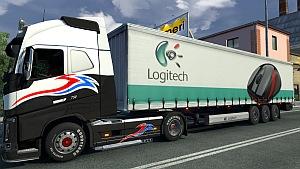 Logitech trailer mod
