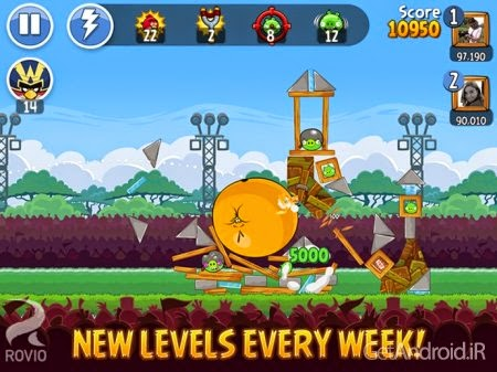 Angry Birds - Play Free Y8 Online Games