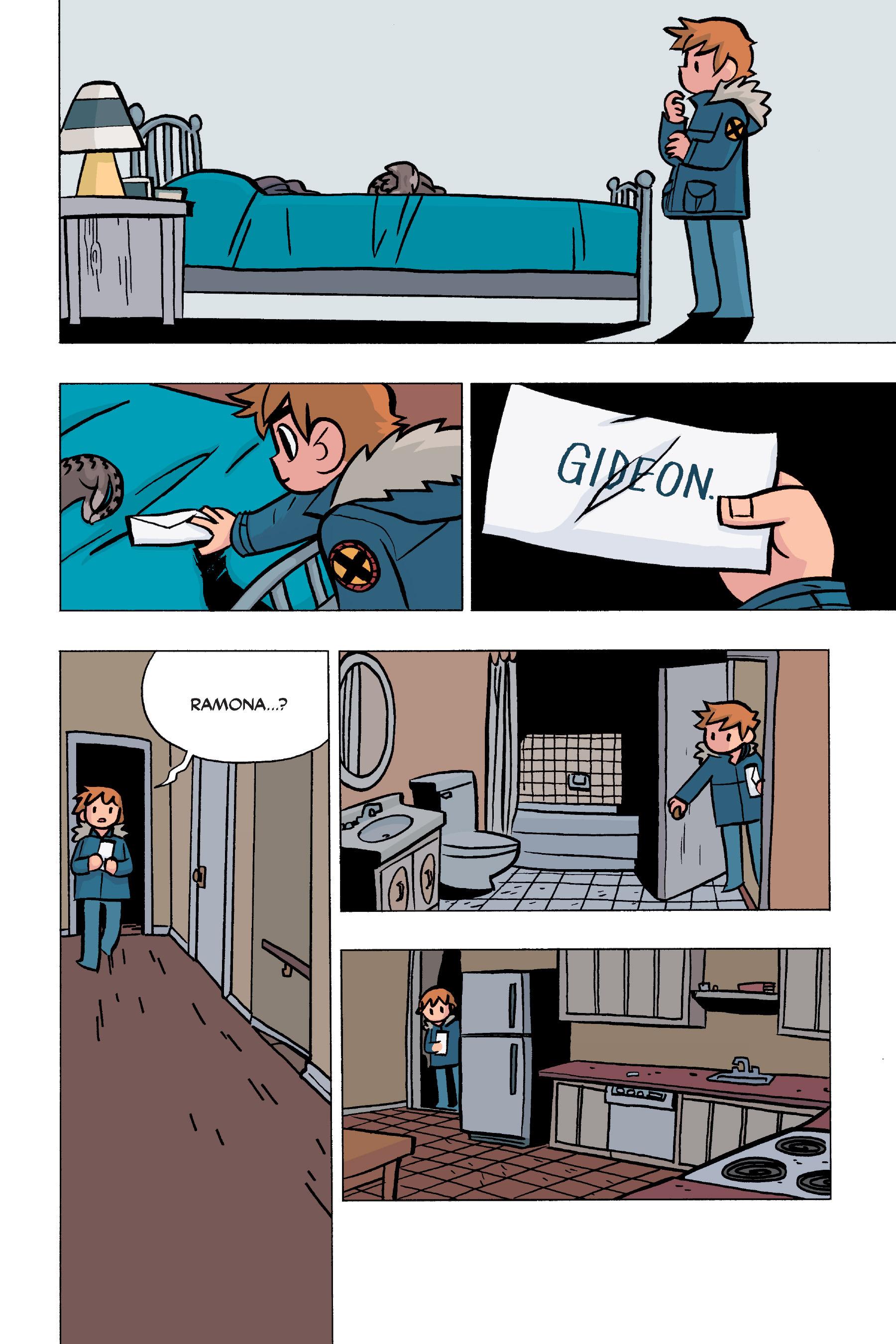 Read online Scott Pilgrim comic -  Issue #5 - 143