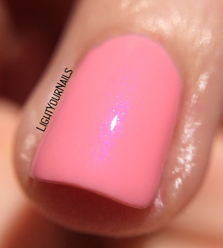 P2 Easy Gel Polish n. 6 Pink Pearl