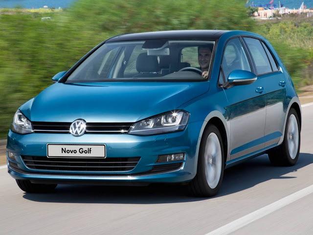 VW Golf 2017 Highline