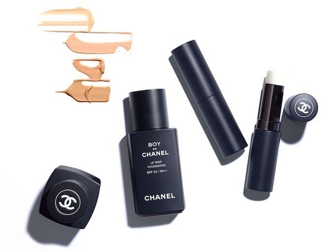 Boy de Chanel Lee Dong Wook, Makeup for men, Chanel Makeup, Chanel Makeup for Men,
