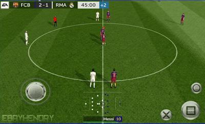Download FTS Mod FIFA 16 HD