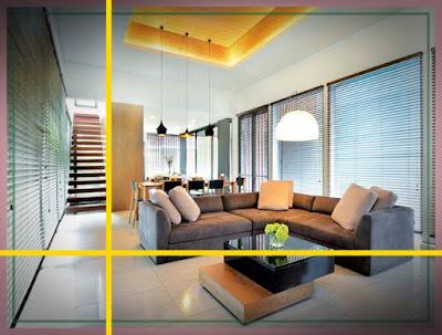 Penataan  Ruang Rumah Minimalis Dengan Fungsi Ganda