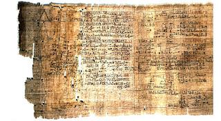 Papiro de Rhind – Museu Britânico