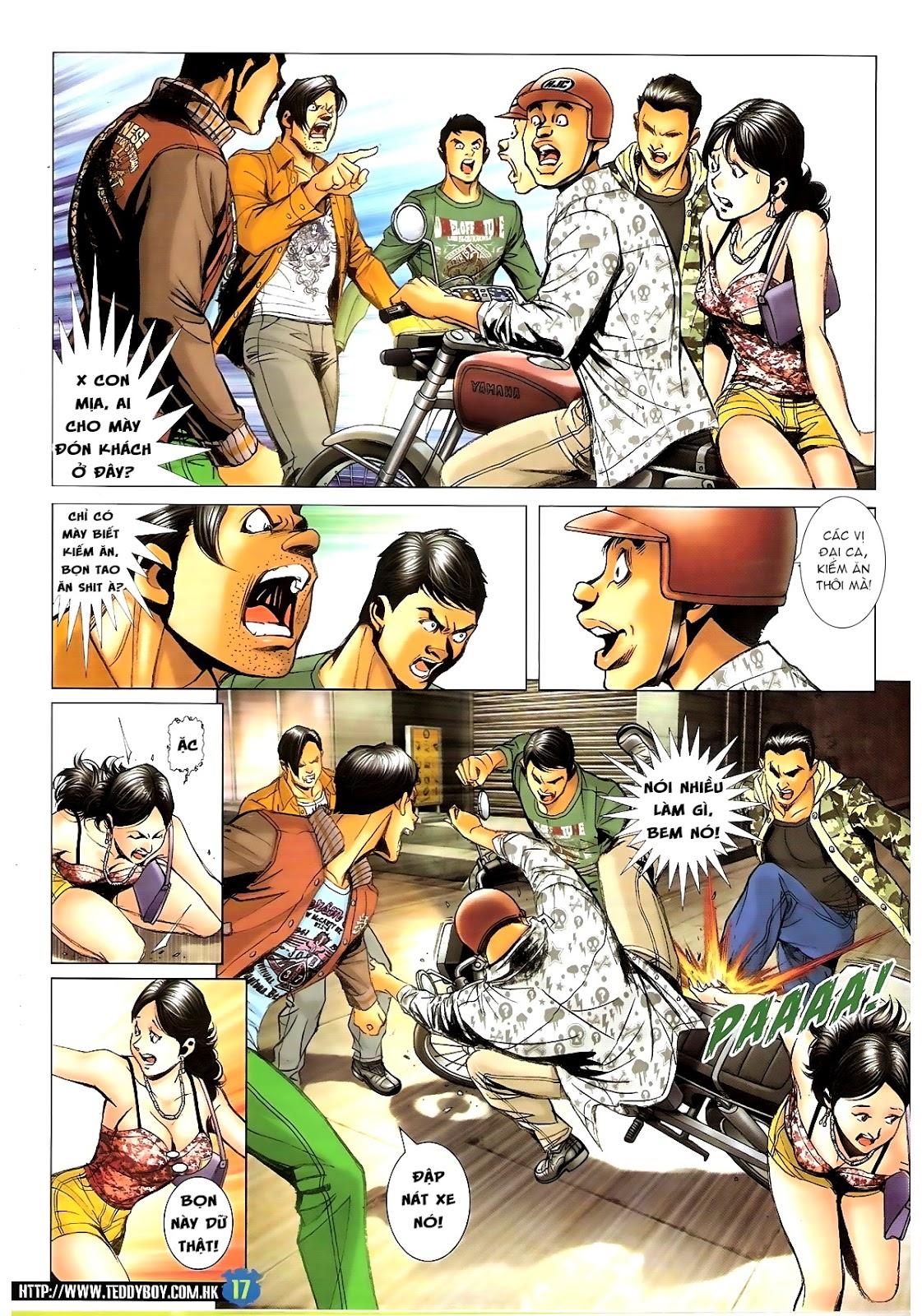 Người Trong Giang Hồ - Chapter 1390: Tự tìm đường chết - Pic 16