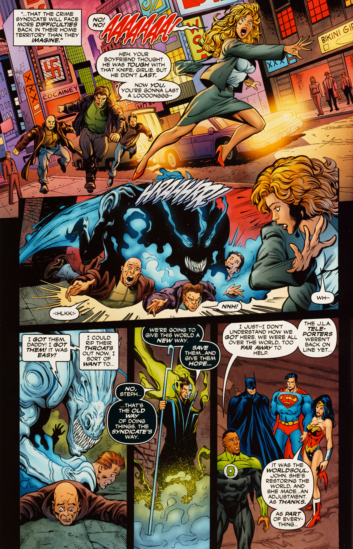 Read online Trinity (2008) comic -  Issue #52 - 11