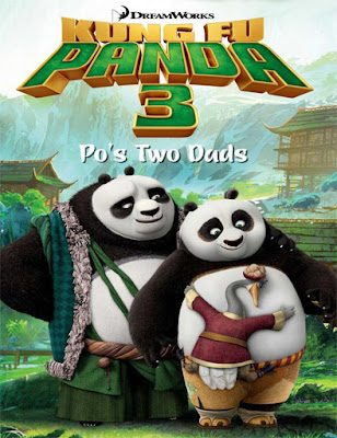 Kung Fu Panda 3 [2016] [NTSC/DVDR-Custom HD] (Blurred) Ingles, Español Latino