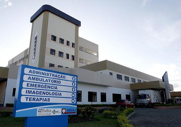 Edna Maria, 77, chegou a ser transferida para o Hospital de Santo Antônio de Jesus, mas não resistiu aos ferimentos (Foto: Vaner Casaes/ GOVBA)