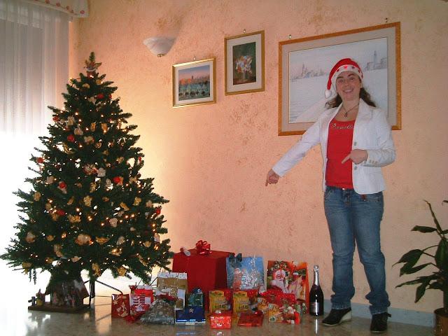 Silvana Calabrese Santa's Assistant Xmas