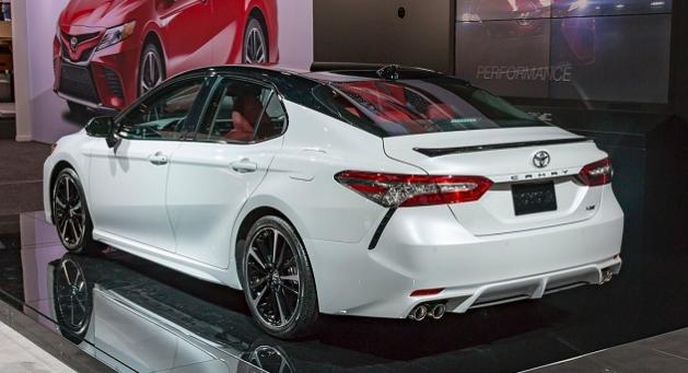 2020 Toyota Camry specs