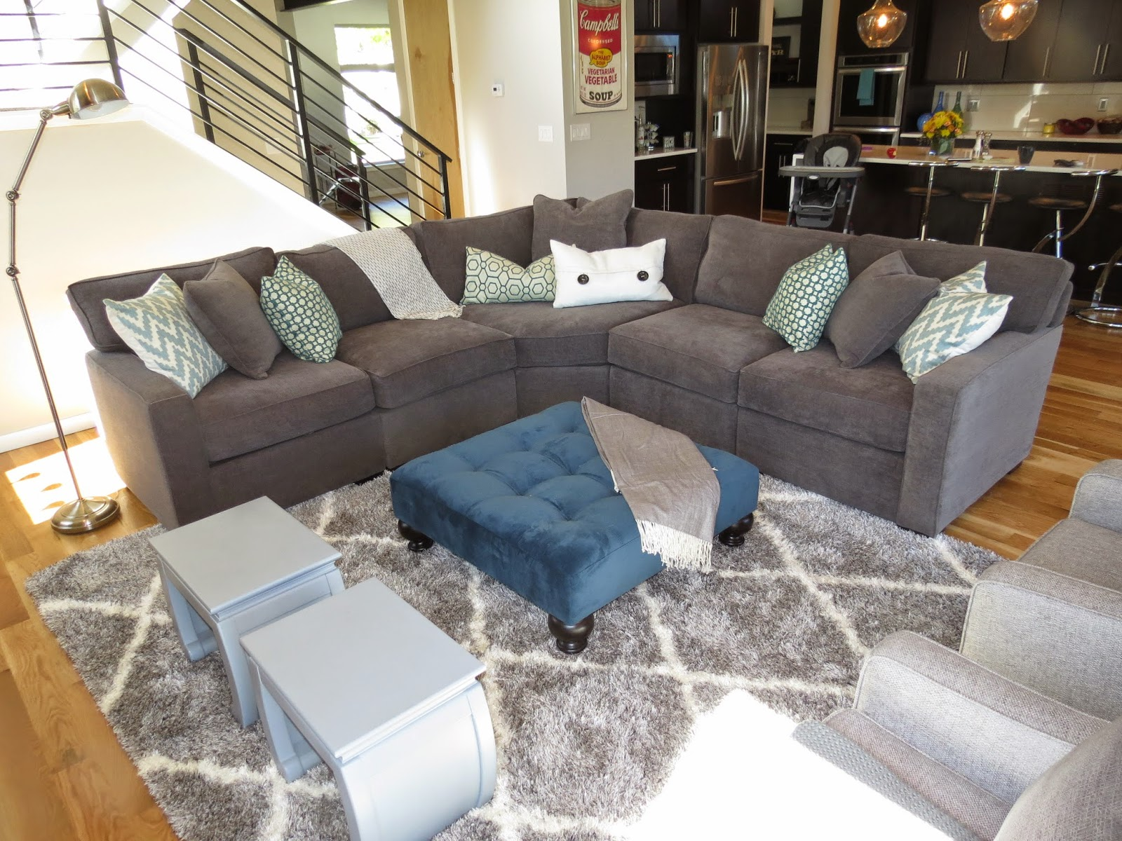 C2design custom furniture living room - What to do with an extra living room ...